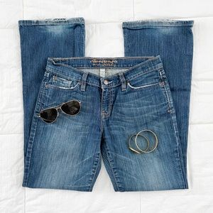 Abercrombie & Fitch Emma Basic Bootcut Jeans 2S